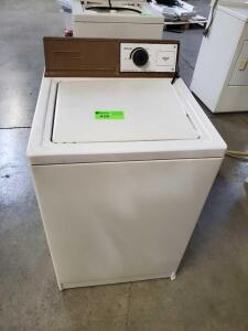 Old washing machine for parts