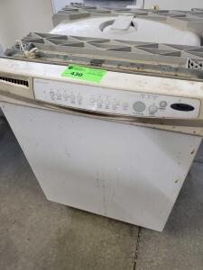 Old dishwasher for parts