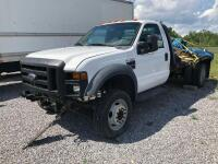 2008 Ford F-450 XL Flatbed - INOP
