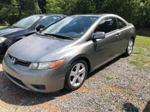 2006 Honda Civic 2dr