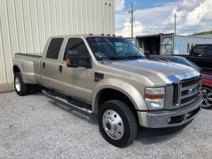 2008 Ford F-450 Lariat Pickup