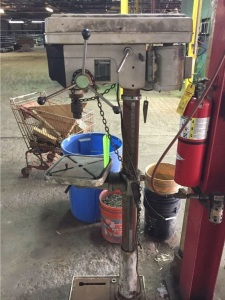 Electric Drill Press 16 Speed