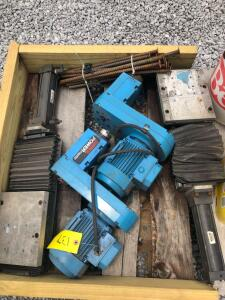 (2) ABB Suhner Power Master Auto Drilling Units