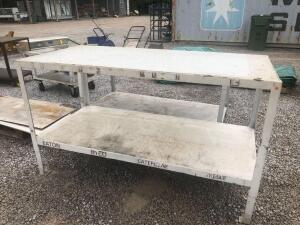 6ftx3ft HD Work Table