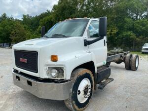 2007 GMC C7500 Cab n Chassis