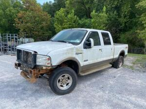 2005 Ford F-250 King Ranch - Inop