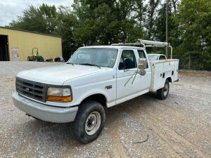 1997 Ford F-250 Utility Truck