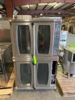 Enviro Star Chef Long Series Double Oven - Model 0CGFS - Unknown Condition
