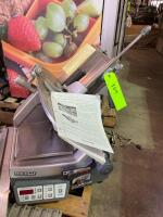 Hobart Model 2912 Automatic Slicer with Portion Scale