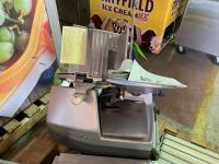 Hobart Model 2912 Automatic Slicer with Portion Scale - 2