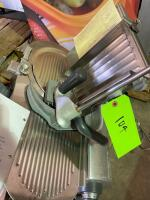 Hobart Model 2912 Automatic Slicer with Portion Scale - 5