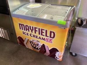 AHT Mayfield Ice Cream Cooler