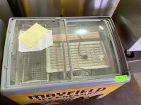 AHT Mayfield Ice Cream Cooler - 3