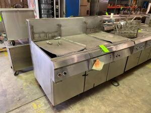 Pitco Stainless Steel Fryer