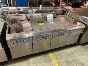 Pitco Stainless Steel Frialator