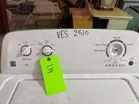Kenmore Washer - 3
