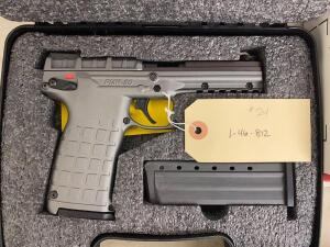 Kel-Tec PMR-30 .22 WMR Pistol With Case