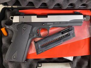 German Sport Guns GSG 1911 .22LR Pistol With Case