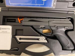 Beretta U22 Neos .22LR Pistol With Case