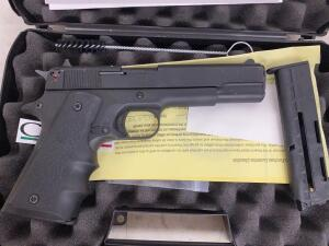 Chiappa 1911-22 .22LR Pistol With Case And Extra Clip