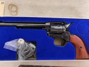 Heritage Arms Rough Rider .22 Caliber Revolver With Box