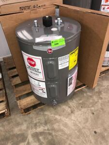 38 Gallon Electric Water heater with insullation