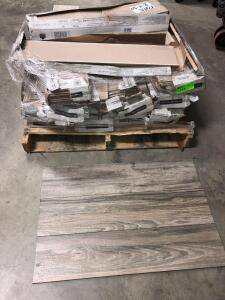 Premium Porcelain timber Ash approx 14 cases with approx 14.13 sqft per case
