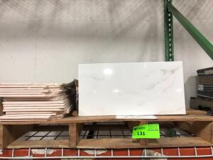 Florida Tile MC Michelangelo 17.6ish sq.ft. per box, approx (5) boxes cannot confirm condition of each piece of tile
