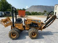 Astec Diesel Trencher - Maxi Sneaker Series D 4x4