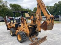 Astec RT 560 Diesel Trencher with backhoe - 3