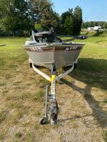 2004 Tracker Targa V-17 Fishing Boat - 2
