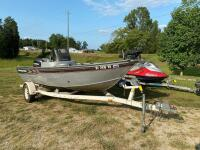 2004 Tracker Targa V-17 Fishing Boat - 3