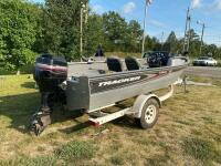 2004 Tracker Targa V-17 Fishing Boat - 5