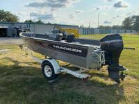 2004 Tracker Targa V-17 Fishing Boat - 7