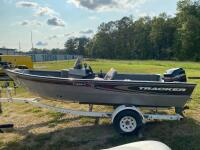 2004 Tracker Targa V-17 Fishing Boat - 8