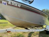 2004 Tracker Targa V-17 Fishing Boat - 9