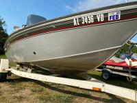 2004 Tracker Targa V-17 Fishing Boat - 10