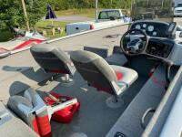 2004 Tracker Targa V-17 Fishing Boat - 11