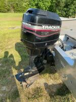 2004 Tracker Targa V-17 Fishing Boat - 20