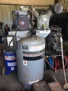 Ingersoll-Rand Air Compressor 200 PSI -with $500 new motor installed