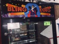 Bling King Crane Game - 2