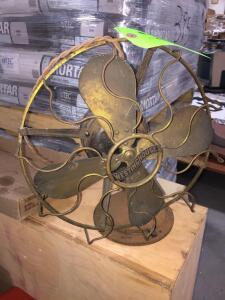 Old Pedestal Fan