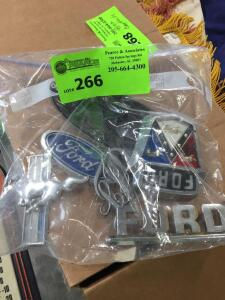 Ziploc with Car Emblems - Ford