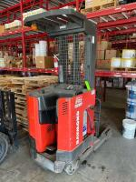 Raymond Electric Picker Forklift with Charger - 2