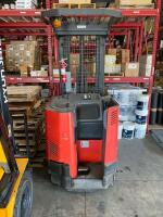 Raymond Electric Picker Forklift with Charger - 3