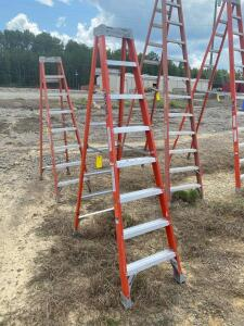 New Louisville 8ft Step Ladder