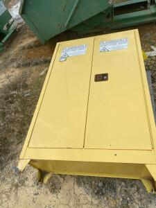 Eagle Tower 45 Gallon Liquid Storage Cabinet