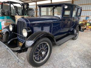1928 Chandler - Beautiful original car