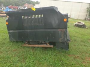 Dump Bed for Truck with Tarp Roller
