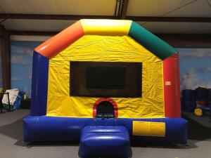 Playhouse Moonwalk Inflatable - 15x15